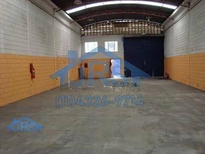 Galpão Para Alugar, 472 M² Por R$ 8.162/mês - Jardim Piratininga - Osasco/sp - Ga0086