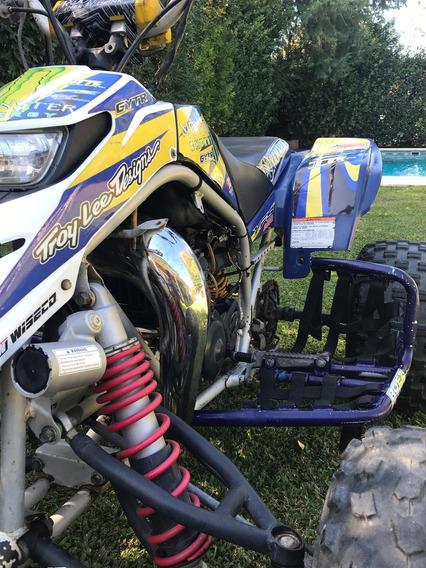 Cuatriciclo Yamaha Blaster Modificado Para Competición!!!!!!