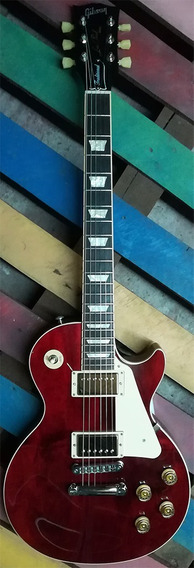 Guitarra Gibson Les Paul Traditional Pro 3t W Red 2015 Usada