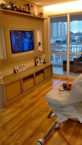 Apartamento Em Vila Sônia, São Paulo/sp De 80m² 3 Quartos À Venda Por R$ 530.000,00 - Ap269972