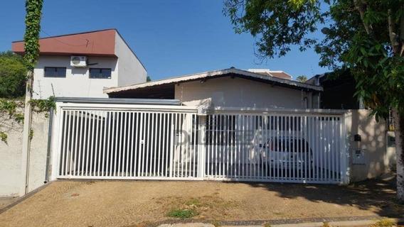 Ótima Casa 04 Dormitórios À Venda Chácara Da Barra - Ca13611