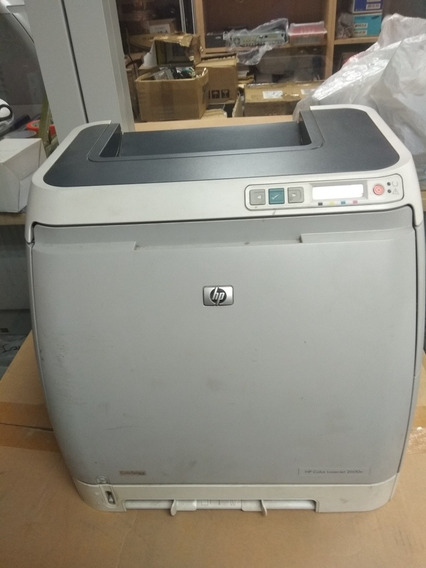 Impresora Hp Color Laserjet 2600