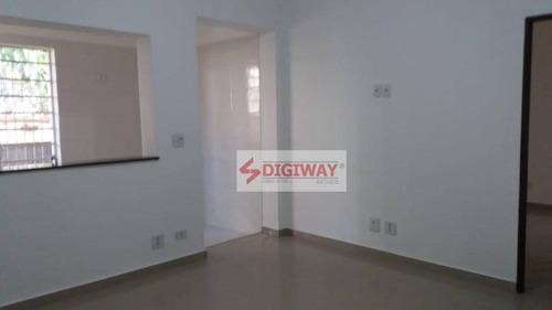 Imagem 1 de 16 de Casa Para Alugar, 70 M² Por R$ 1.900,00/mês - Vila Mariana - São Paulo/sp - Ca0313