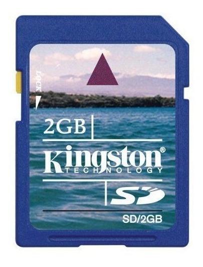 Cartão De Memória Sd Secure Digital 2gb / R022 K