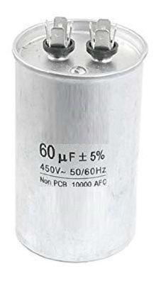 Capacitor Permanente 60uf 440v