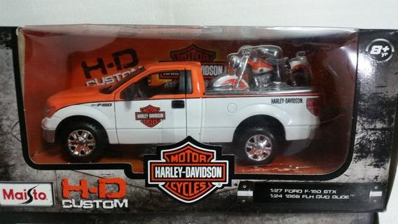 Coleccion Harley Davidson Ford F-150 S T X Escala 1/24