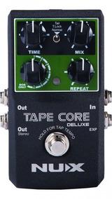 Pedal Nux Tape Core Deluxe Delay + Nf E Garantia