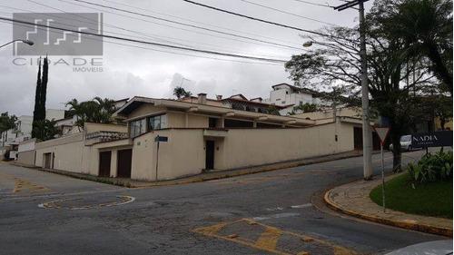Imagem 1 de 30 de Casa Com 4 Dormitórios, 210 M² - Venda Por R$ 1.400.000,00 Ou Aluguel Por R$ 7.000,00/mês - Vila Oliveira - Mogi Das Cruzes/sp - Ca0030