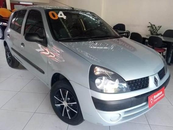 Clio Auth 1.0 - 2004 - Unico Dono - Peq.entrada + 48x 399