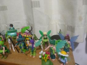 Playmobil Fadas Set Verde