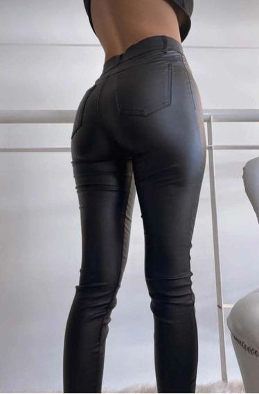 Pantalón Engomado-mujer-elast/el Mejor Calce!! T: Xs Al Xxl