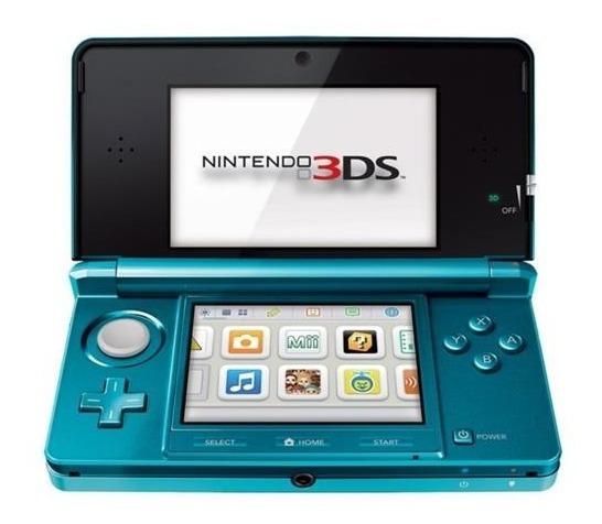 3ds Original Nintendo Semi Nv + 64 Gigas De Jogos + Brindes