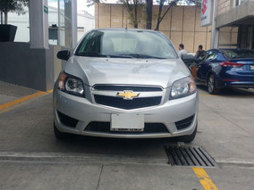 Chevrolet Aveo 1.6 Lt Mt 2017 Autos Y Camionetas