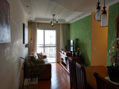 Imagem 1 de 30 de Apartamento - Ref: 7318