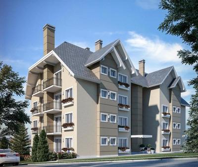 Apartamento Com 2 Dormitórios À Venda, 70 M² Por R$ 404.900 - Vila Maggi - Canela/rs - Ap0167