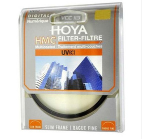 Filtro Uv Hmc Hoya Original 58mm Para Lente Canon Nikon