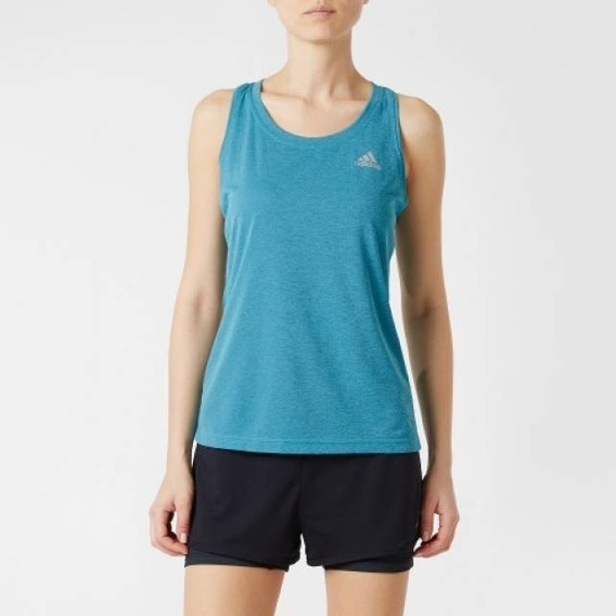 Remera Musculosa Training Climachill Mujer Running