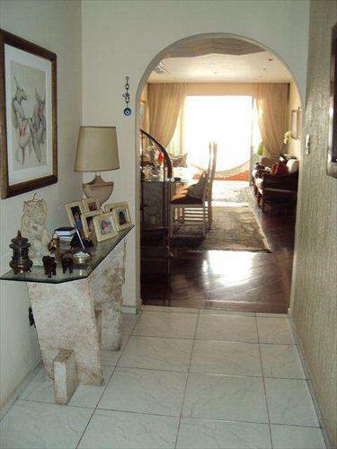 Cobertura Com 3 Dorms, Boqueirão, Santos - R$ 960 Mil, Cod: 110 - V110