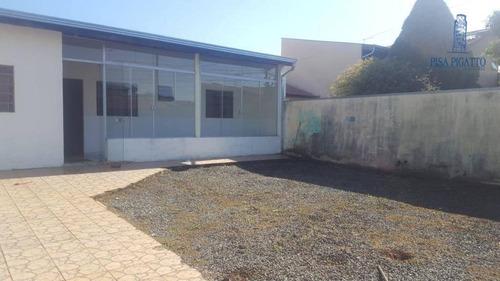Casa À Venda, 50 M² Por R$ 230.000,00 - São José - Paulínia/sp - Ca2309