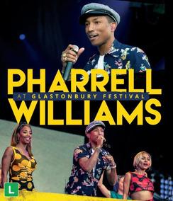 Pharrell Williams - At Glastonbury Festival - Dvd