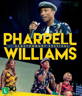 Pharrell Williams - At Glastonbury Festival - Dvd