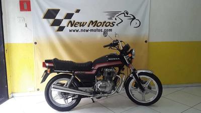Honda Cb 400 Japonesa Apenas 16.000 Km Original !!!