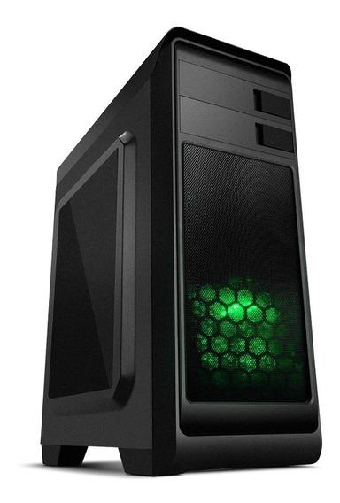 Pc Gamer Core G4560 8gb 500gb Gtx1050 2gb C/ Kit!