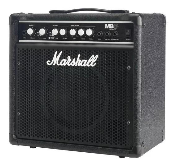 Amplificador De Bajo Marshall Mb 15 15w
