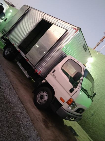 Caminhão Hd 78 Baú Com 24.000 Km Aceito Troca Carro Ou Moto