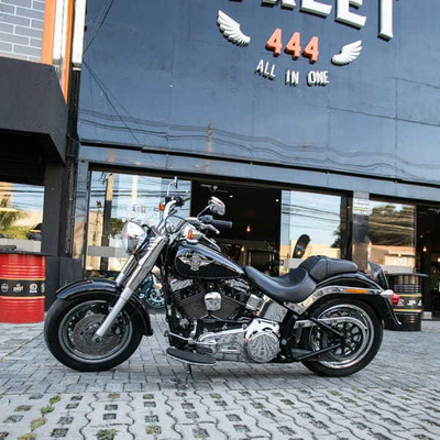 Harley-davidson Softail Fat Boy Flstf 2013