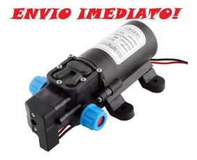Bomba De Água Solar Automática Alta Pressão 12v 80w 130 Psi