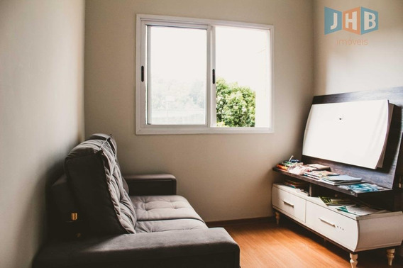 Apartamento Com 2 Dormitórios À Venda, 45 M² Por R$ 245.000 - Jardim Satélite - São José Dos Campos/sp - Ap1943