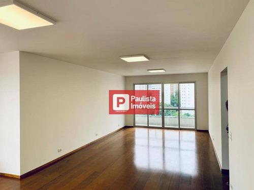 Apartamento Com 3 Dormitórios À Venda- Campo Belo - São Paulo/sp - Ap31938