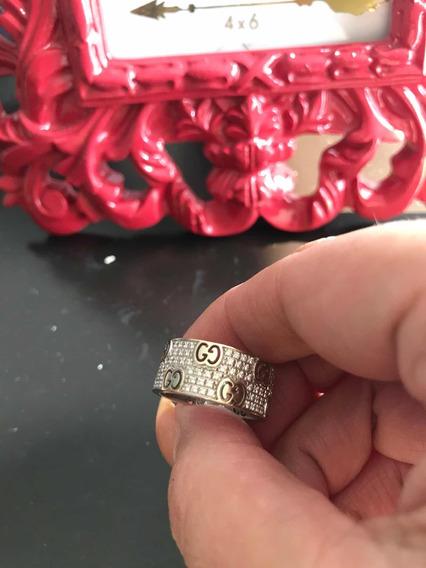 Anillo Gucci Original Oro