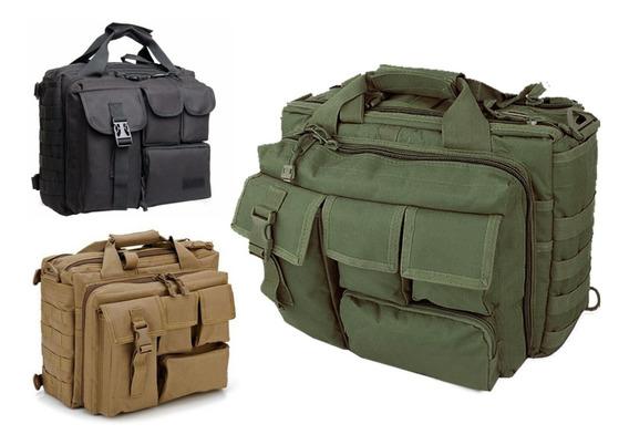 Morral Táctico Eagle Claw Tac Briefcase