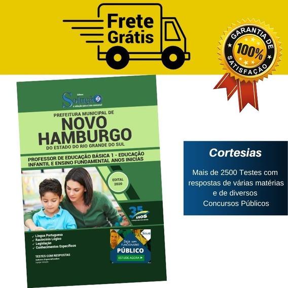 Apostila Peb 1 Novo Hamburgo Rs - Ensino Fundamental