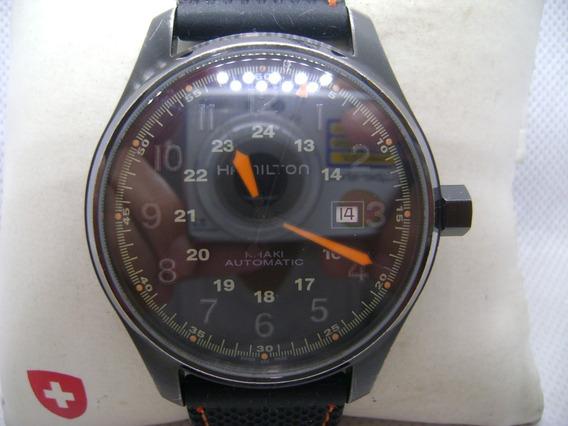 Reloj Hamilton Khaki Automático Original X L