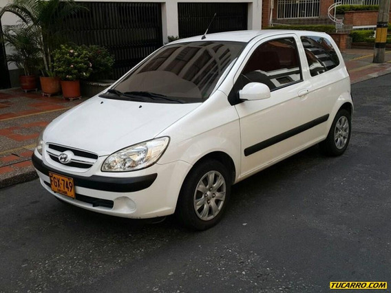 Hyundai Getz 3p Sa 1400