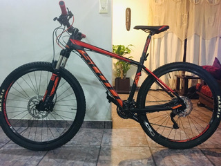 Mtb Scott Scale 760 Talle M 27.5 Raceface + Crankbrothers