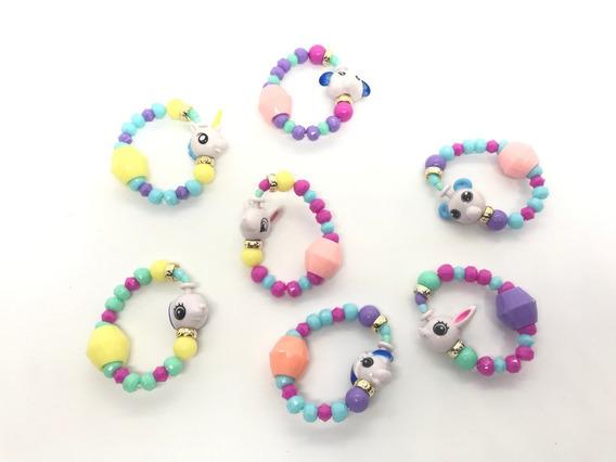 40 Un Pet Beads Bracelet Atacado Lembrancinha Festa Sortido