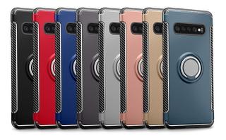 Capa Case Galaxy S10 / S10 Plus / S10e C/ Anel Magnético
