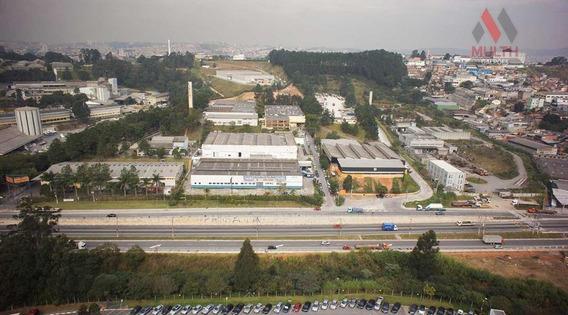 Galpão Industrial Para Locação, Jardim Alvorada, Jandira. - Ga0115