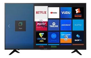 Smart Tv Pantalla 60 Pulgadas Led 4k Serie Aquos 7 Sharp