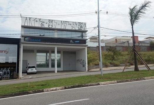 Salão Comercial À Venda, Itapeva, Votorantim. - Sl0264