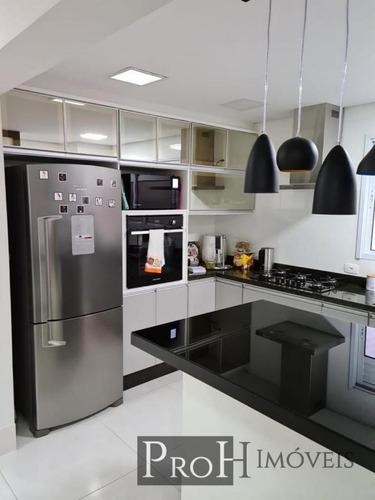 Imagem 1 de 15 de Apartamento Para Venda Em São Bernardo Do Campo, Vila Lusitânia, 2 Dormitórios, 1 Suíte, 3 Banheiros, 2 Vagas - Anifatdea_1-1710147