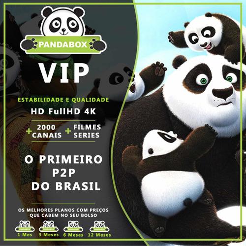 Panda Box Card