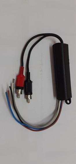 Conversor Adaptador Stetsom Com Conector Rca Macho