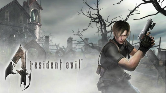 Resident Evil 4 5 E 6 Pack Steam Cd Key Original