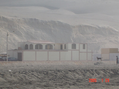 Alquiler De Casa De Playa En Camana