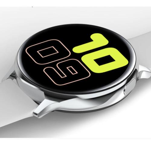 Relógio Lemfo S20 Que Mede Pressão Batimentos Cardiograma